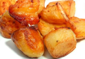 Roast-Potatos