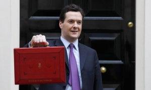 Osborne budget box