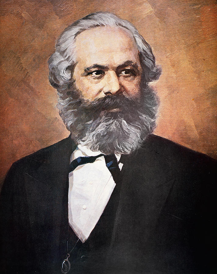 Thesis and antithesis karl marx
