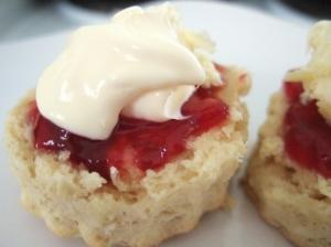 scones:jam:cream