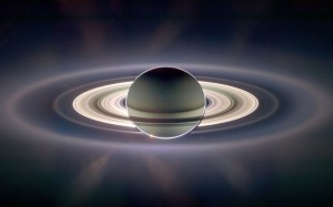 saturn:earth