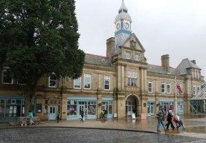 Darwen Town-Hall